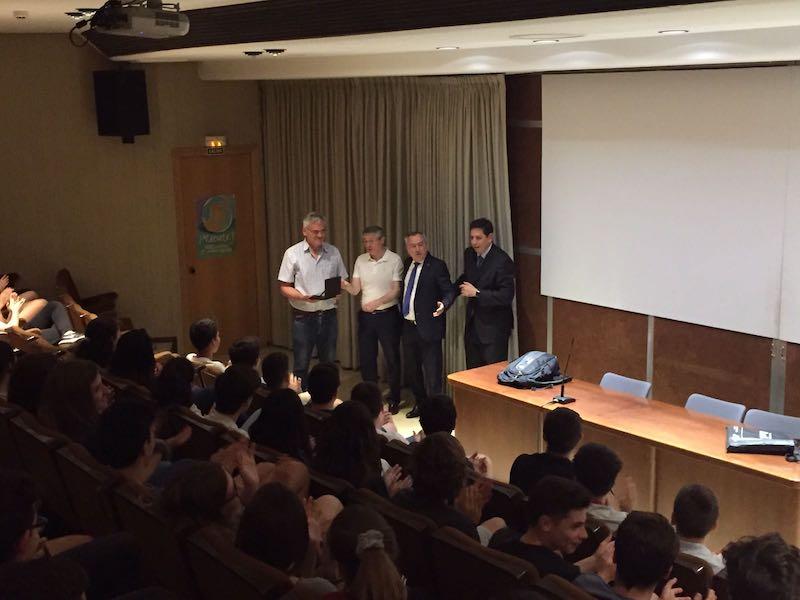 Reconocimiento del Jurado de LSDreams por la extraordinaria participación y calidad de proyectos científicos presentados por el Colegio La Salle de Paterna