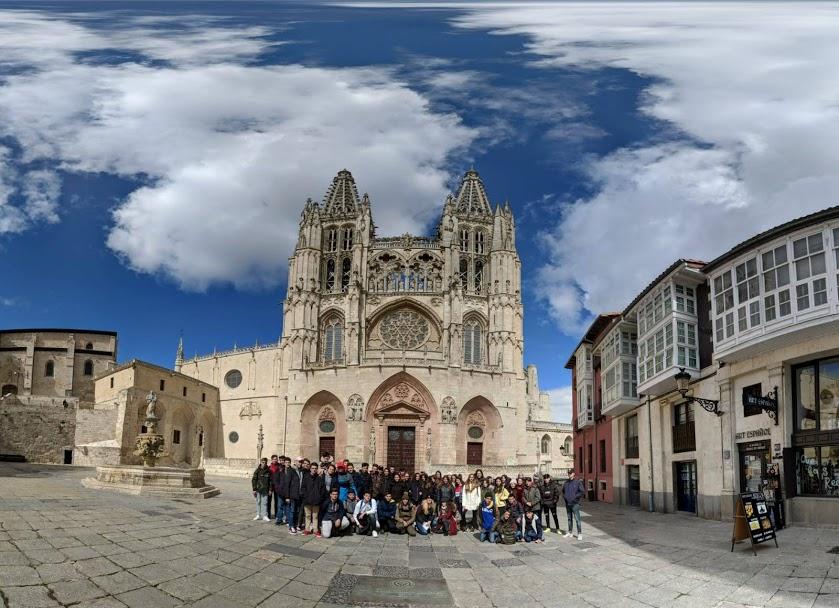 Viaje de fin de curso 4º ESO : Burgos/Soria
