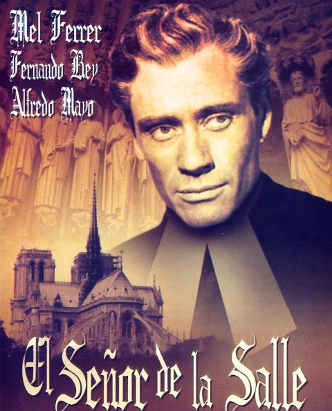 """Sábado 11 de mayo: visualización de la película """"El Señor de La Salle"""""""