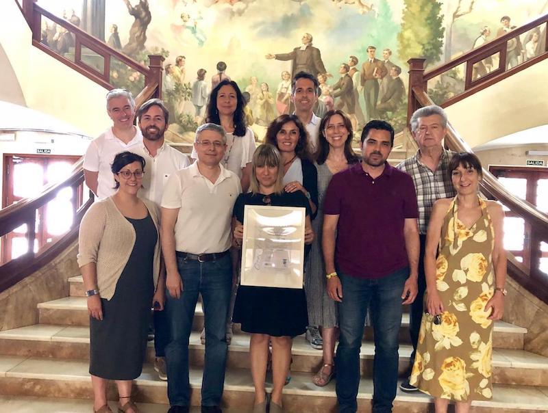 El Colegio La Salle de Paterna obtiene el Certificado de Calidad ISO 9001:2015