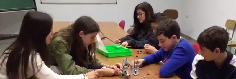 Proyecto Door Robot en el UpSteam