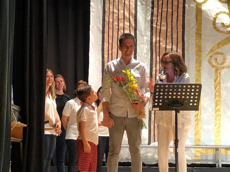 Graduación del alumnado de 5 años de Infantil y reconocimiento a la Dirección de Primaria de La Salle Paterna