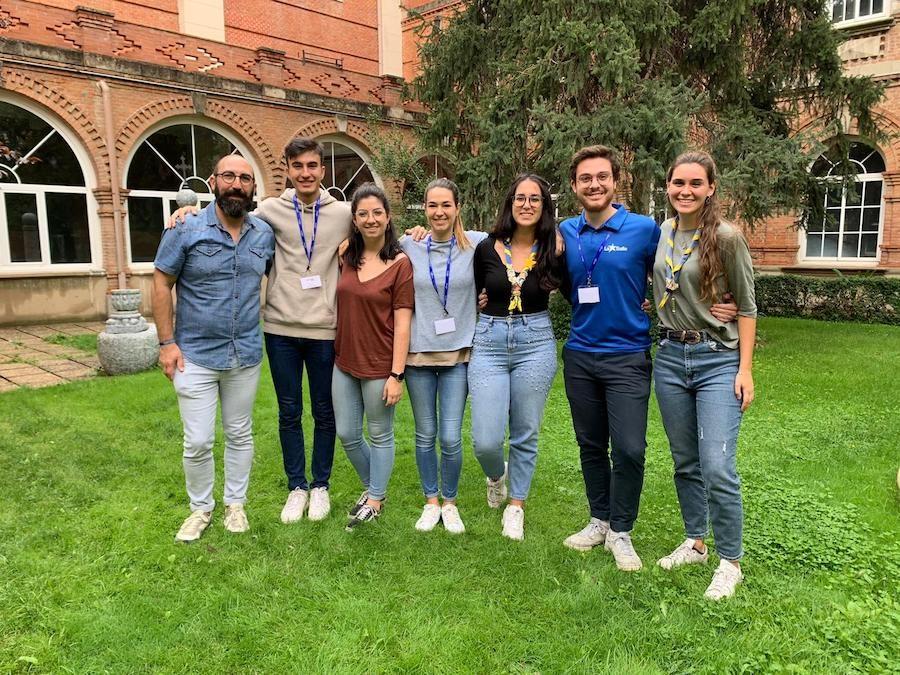 Comienza el CELAS Juvenil del Distrito Arlep en Madrid