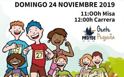 IV Carrera Solidaria Gente Pequeña PROYDE