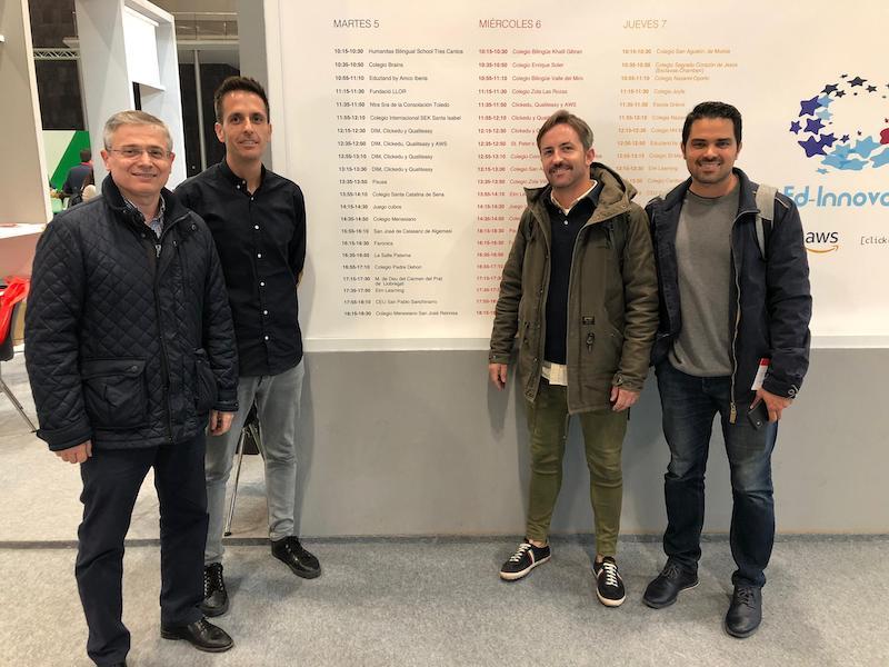La Salle Paterna en SIMO EDUCACIÓN 2019