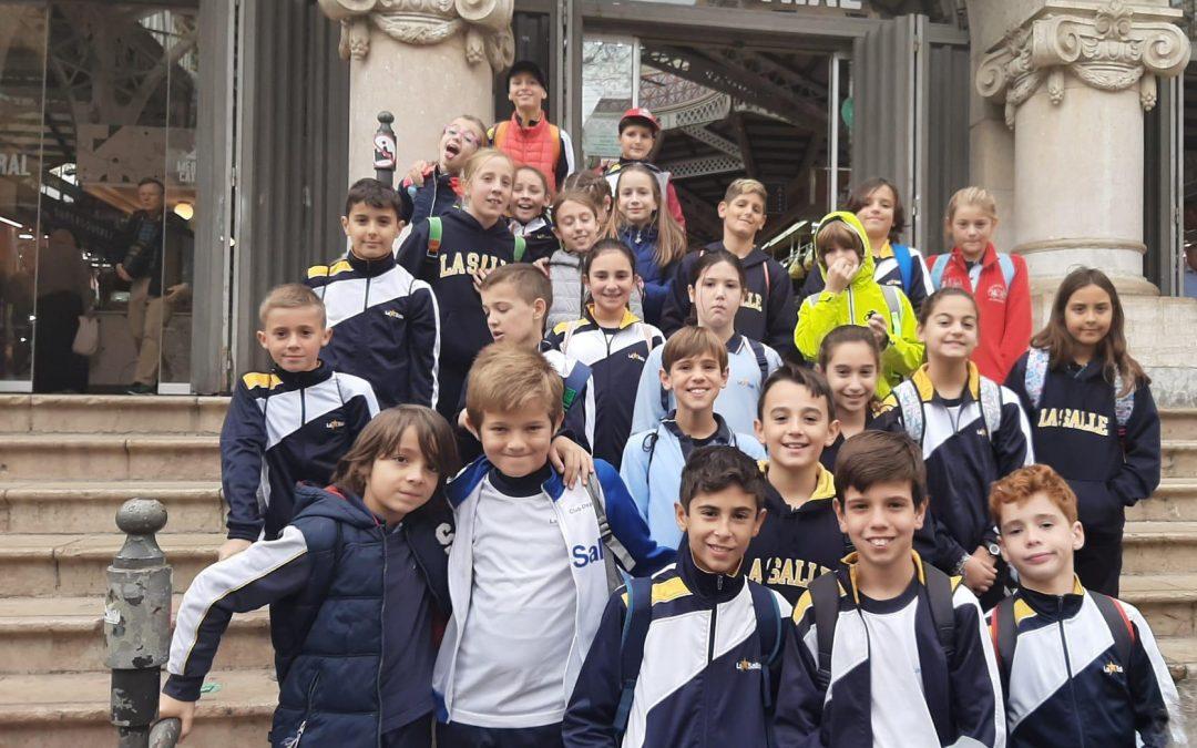 Projecte la ciutat de València 5é Primària