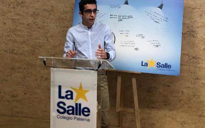 """""""Un viaje a la realidad"""". Daniel Gil-Pérez participa en la oratoria de la Tribuna de los Jueves"""