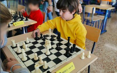 Torneo de Ajedrez en el Colegio La Salle de Paterna