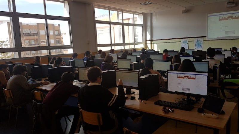 """El alumnado de ESO y Bachillerato realiza los """"Mock Exam"""""""