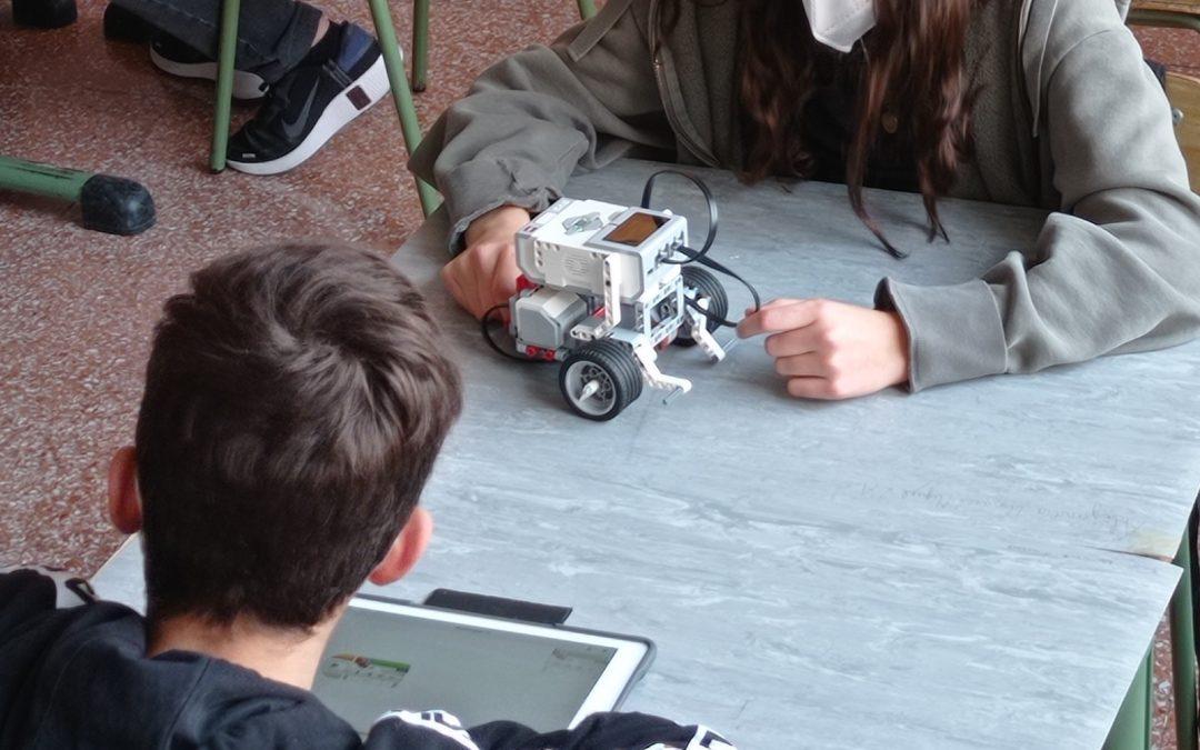 La experiencia de la robótica educativa en 1º de ESO