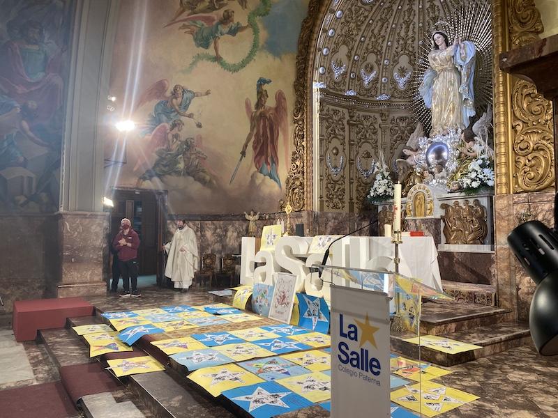 Fiesta en honor a San Juan Bautista de La Salle
