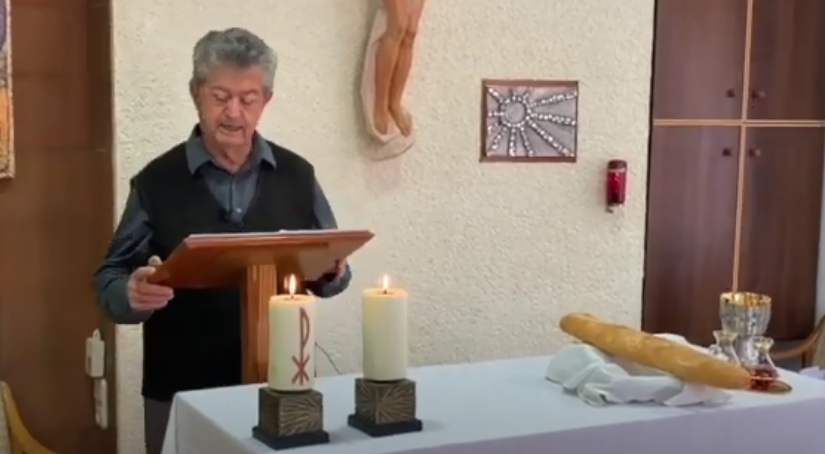 El Hno. Vicente Clemente nos lee y comenta el Evangelio del domingo 6 de junio