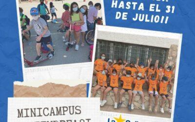 El MiniCampus Deportivo en septiembre