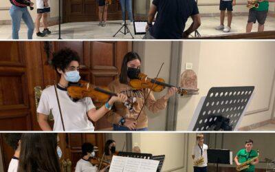 Comienzan las clases del Conservatorio La Salle Música